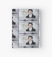 Who is Mr. Darcy? Hardcover Journal