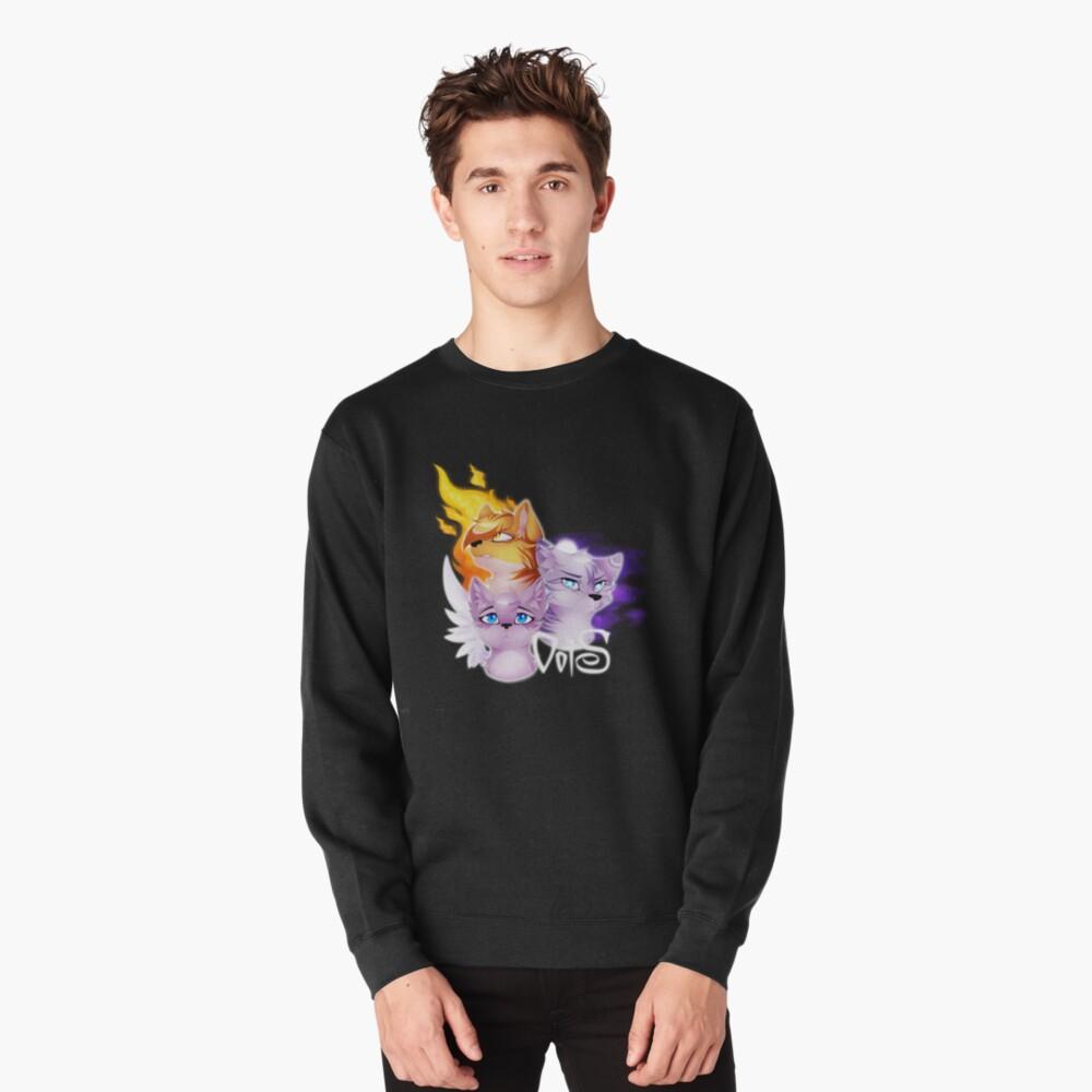 Omen of the Stars Pullover Sweatshirt
