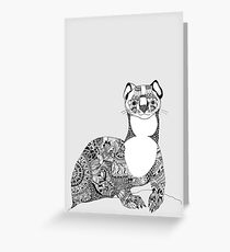 Searching for Dok Greeting Card