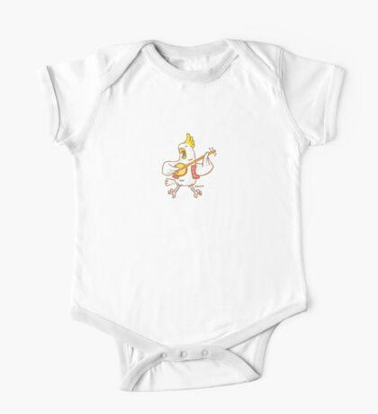 Aussie Cockatoo Kids Clothes