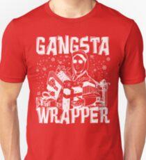 Gangsta Wrapper / Gangster Wrapper Unisex T-Shirt