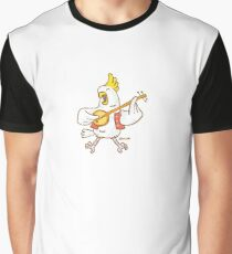 Aussie Cockatoo Graphic T-Shirt
