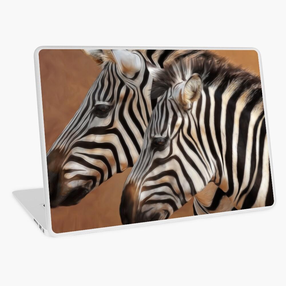 Savana Stripes Laptop Skin