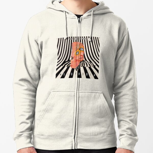 cage the  Zipped Hoodie