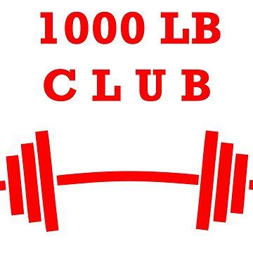 1000 lb Club by jhguitars