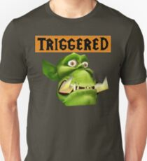 TRIGGERED Peon (Warcraft) T-Shirt