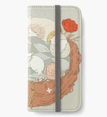 nested. iPhone Wallet/Case/Skin
