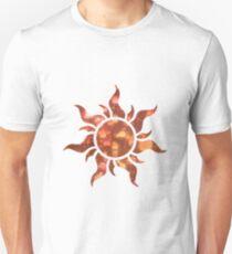 Flower Symbol Lanterns Unisex T-Shirt