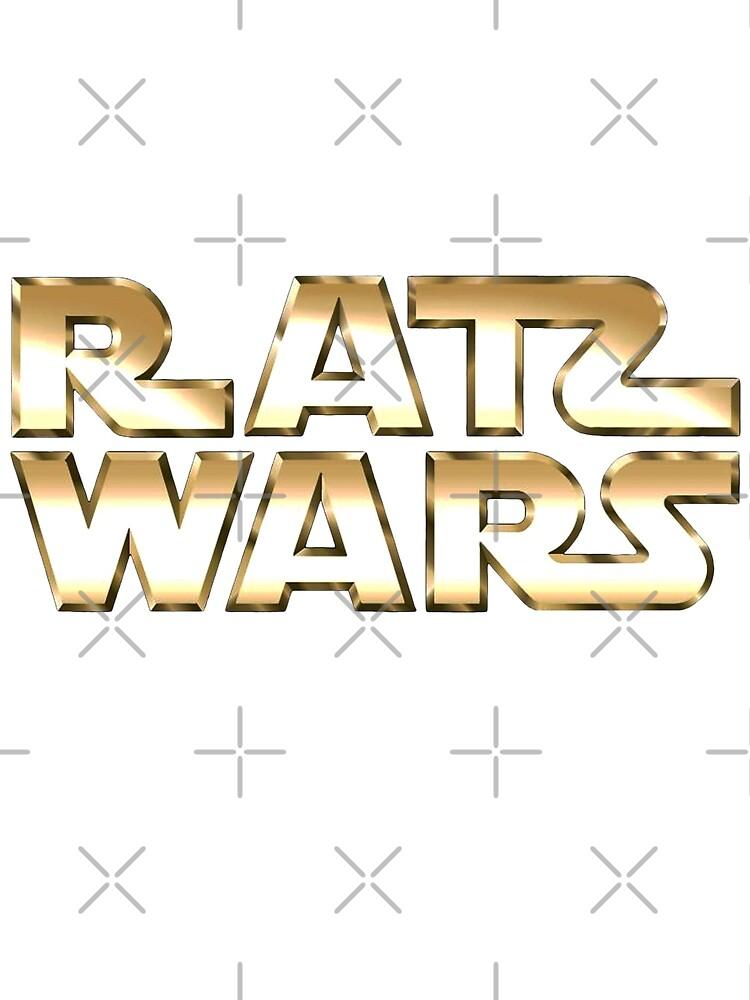 RATS WARS by FREE T-Shirts