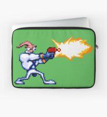 Earthworm Jim Laptop Sleeve