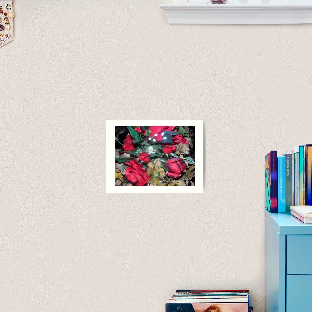 Petals Collection  Art Print