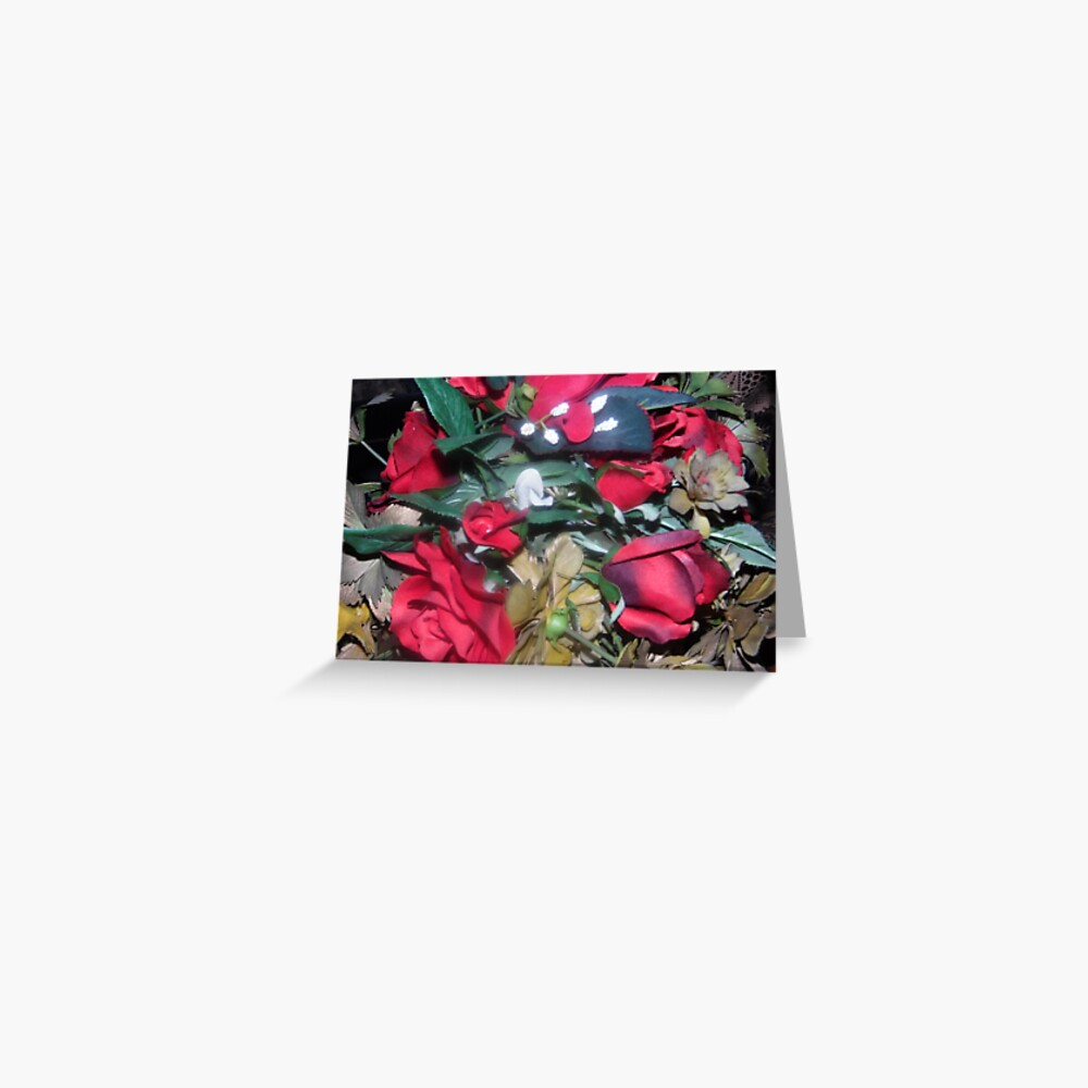 Petals Collection  Greeting Card