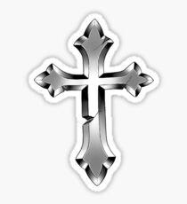 Bieber Cross Sticker