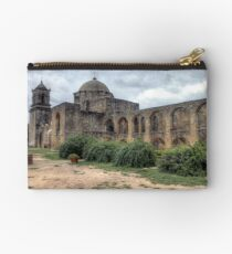 Mission San Jose - San Antonio, Texas Studio Pouch
