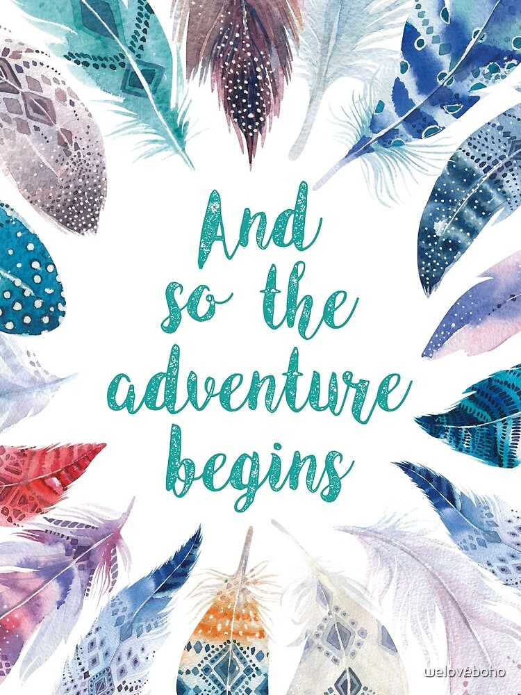 Feathers, And so the adventure begins de weloveboho