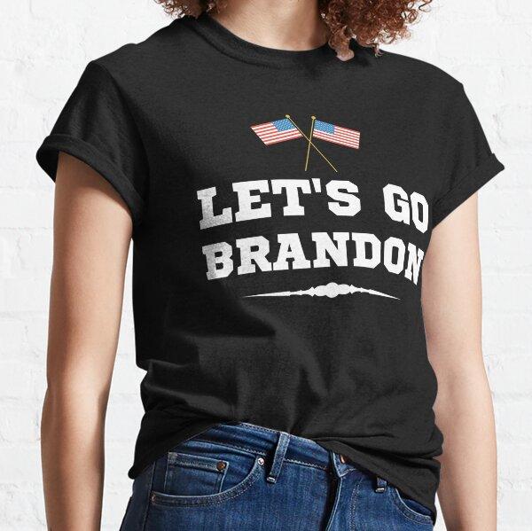 Anti Joe Biden Is A Failure Let's Go Brandon Classic T-Shirt