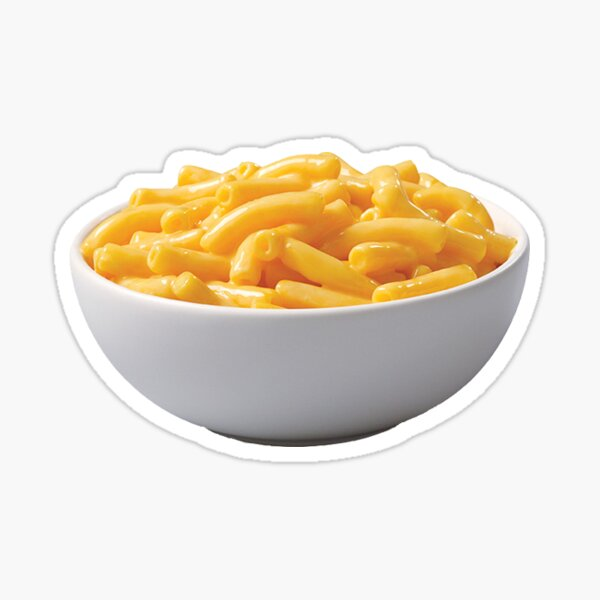 Mac and Cheese Bowl  Sticker