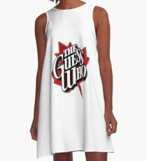 The Guess Who A-Line Dress