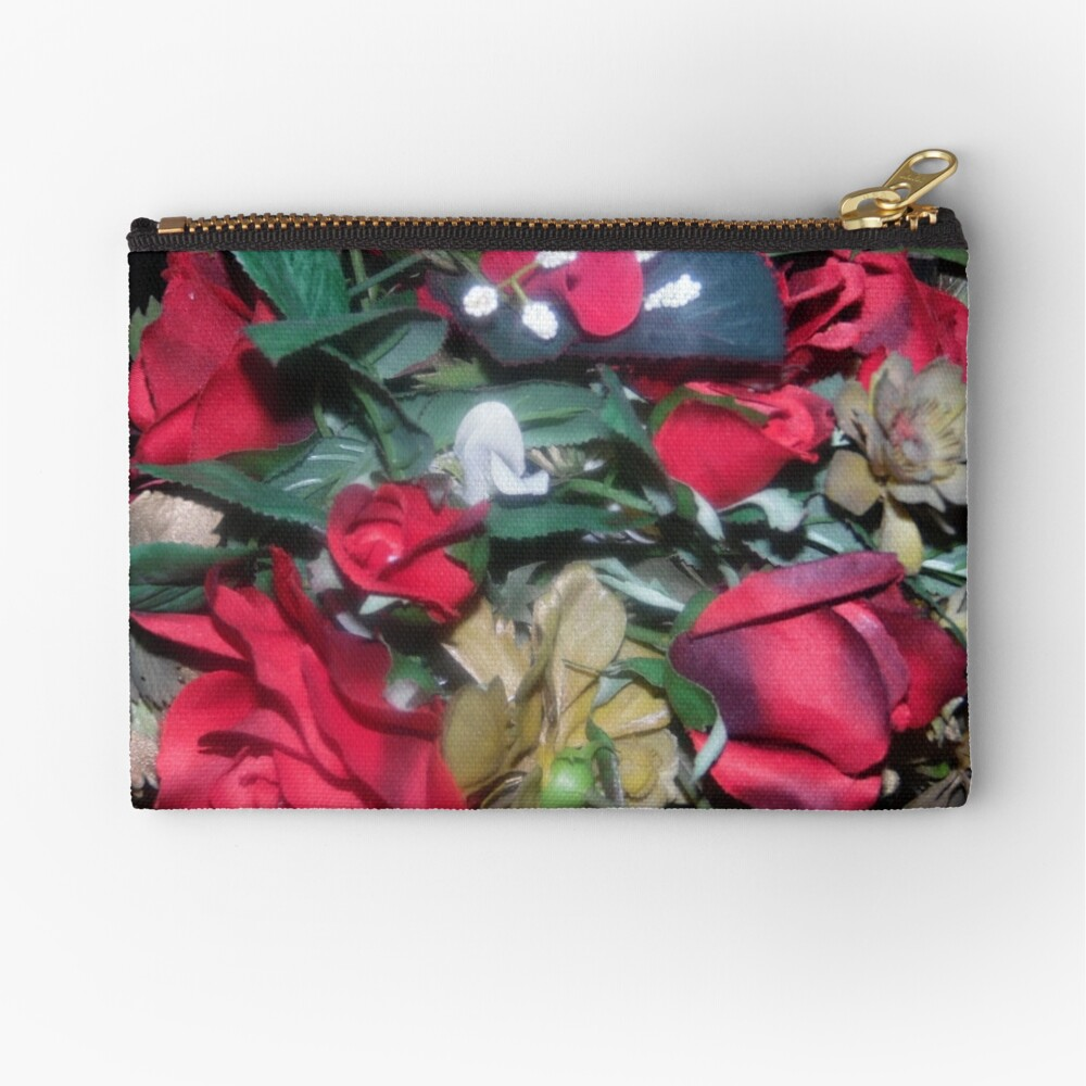 Petals Collection  Zipper Pouch