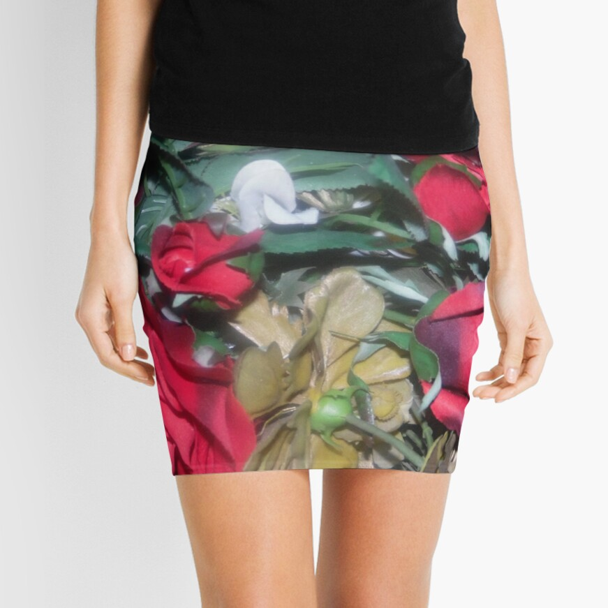 Petals Collection  Mini Skirt
