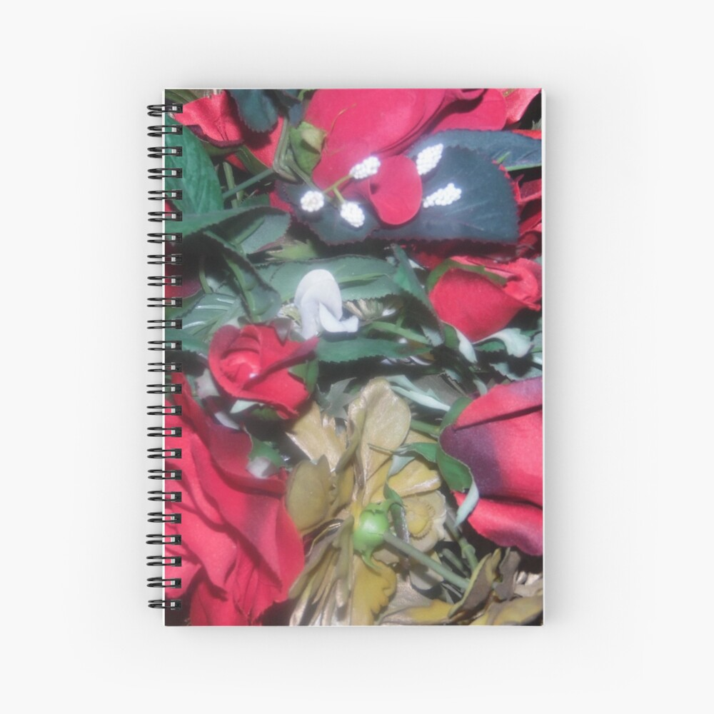 Petals Collection  Spiral Notebook