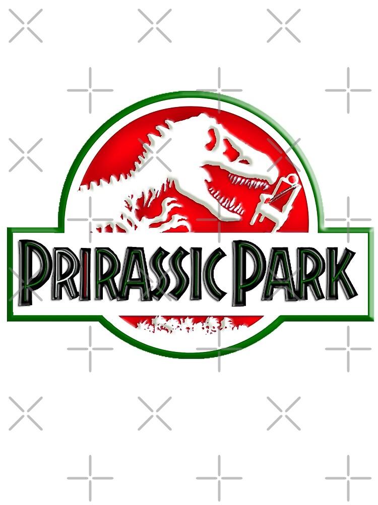 PRIRASSICK PARK by FREE T-Shirts