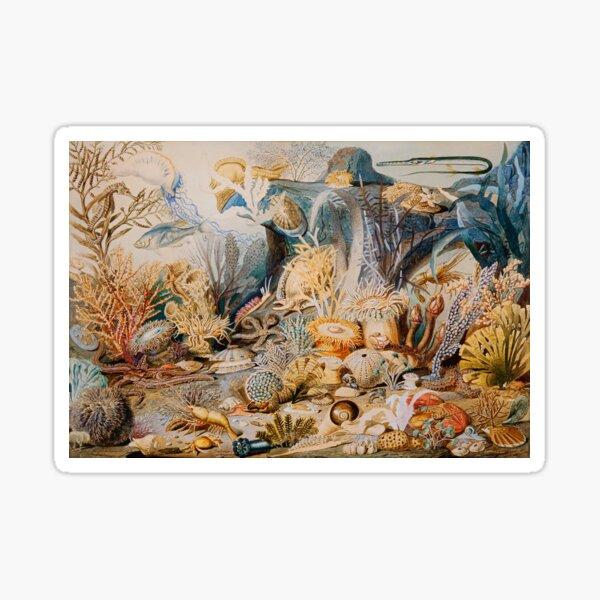 Ocean byJames M. Sommerville Sticker