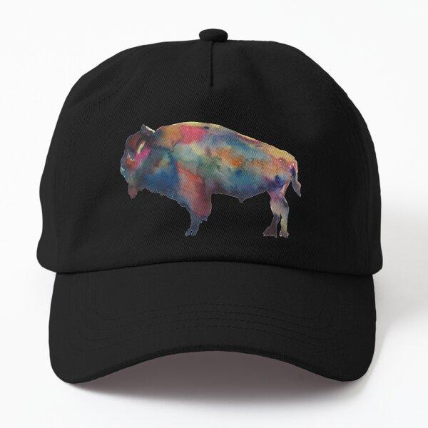 Buffalo, NY Watercolor Dad Hat