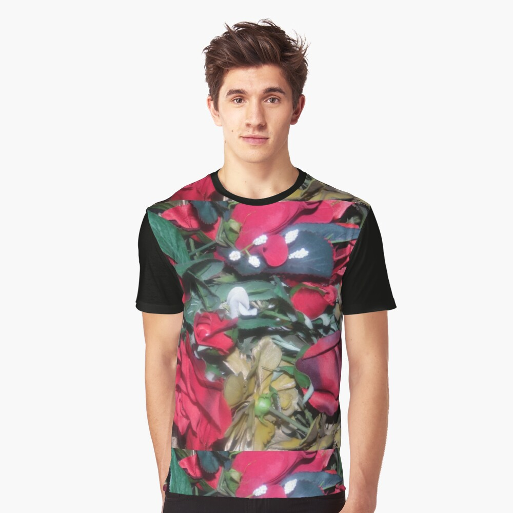 Petals Collection  Graphic T-Shirt