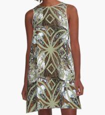 pine octopus A-Line Dress