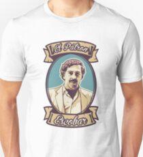 Pablo Escobar - El Patron Unisex T-Shirt