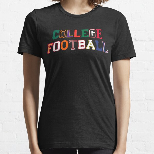 College Football Letters Essential T-Shirt
