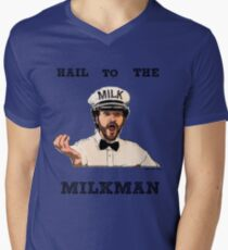 THE MILKMAN - JAKE AND AMIR Men's V-Neck T-Shirt