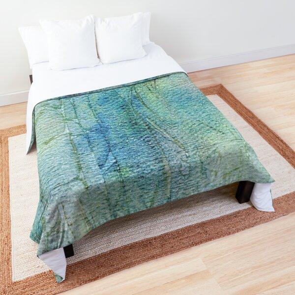 Light Blue Bamboo 1 Comforter