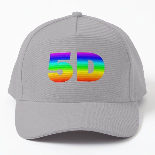 5D Baseball Cap