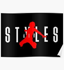 Air Styles Poster