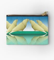 group of parakeets Studio Pouch