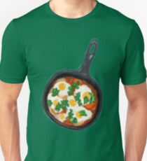 Shakshuka Digital Illustration Unisex T-Shirt