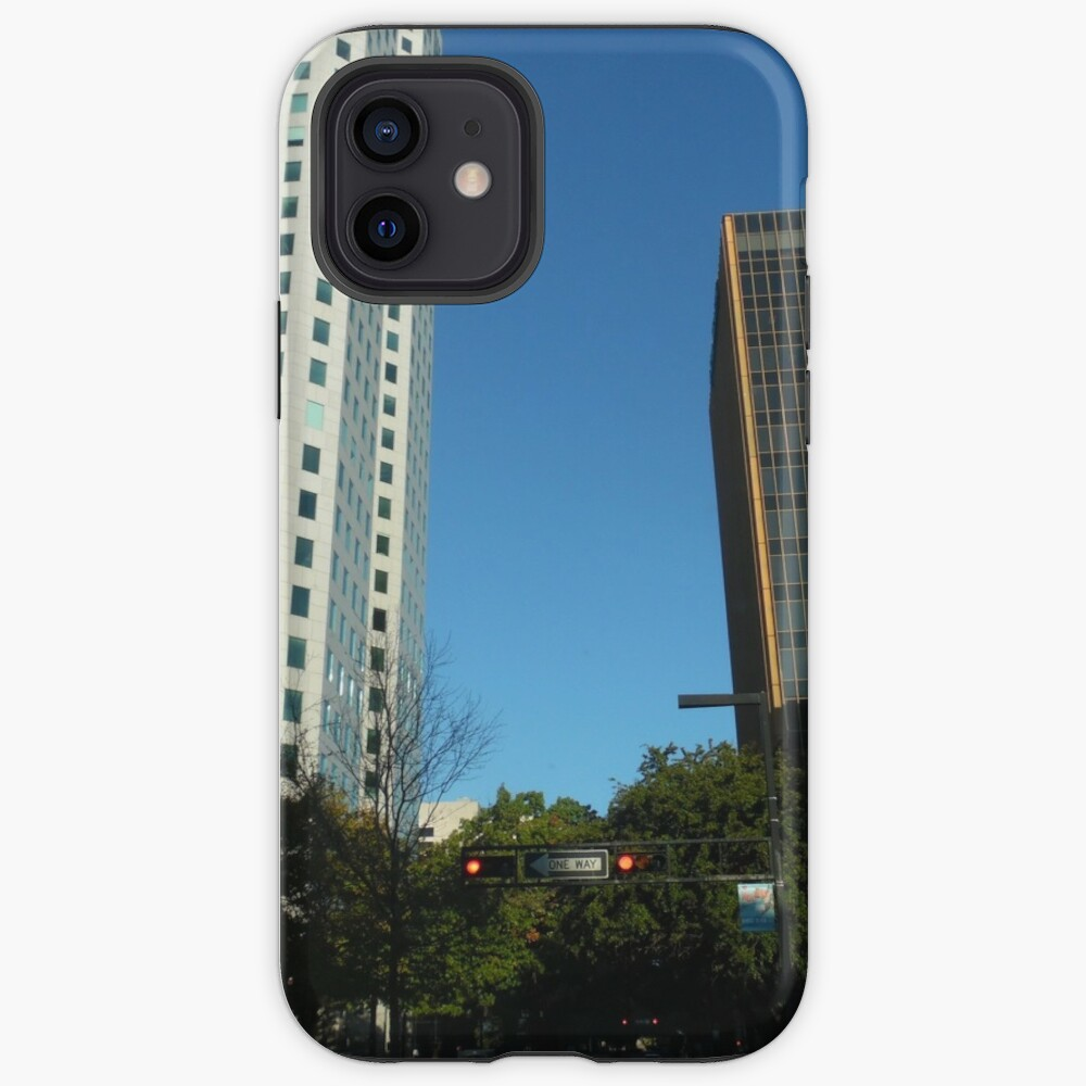 Engulfed in the Scene iPhone Case & Cover