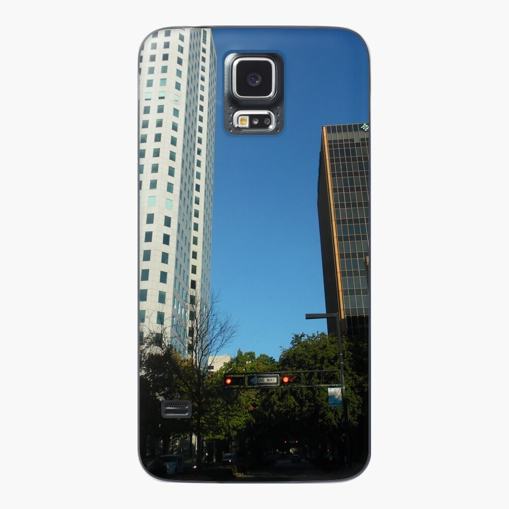 Engulfed in the Scene Case & Skin for Samsung Galaxy