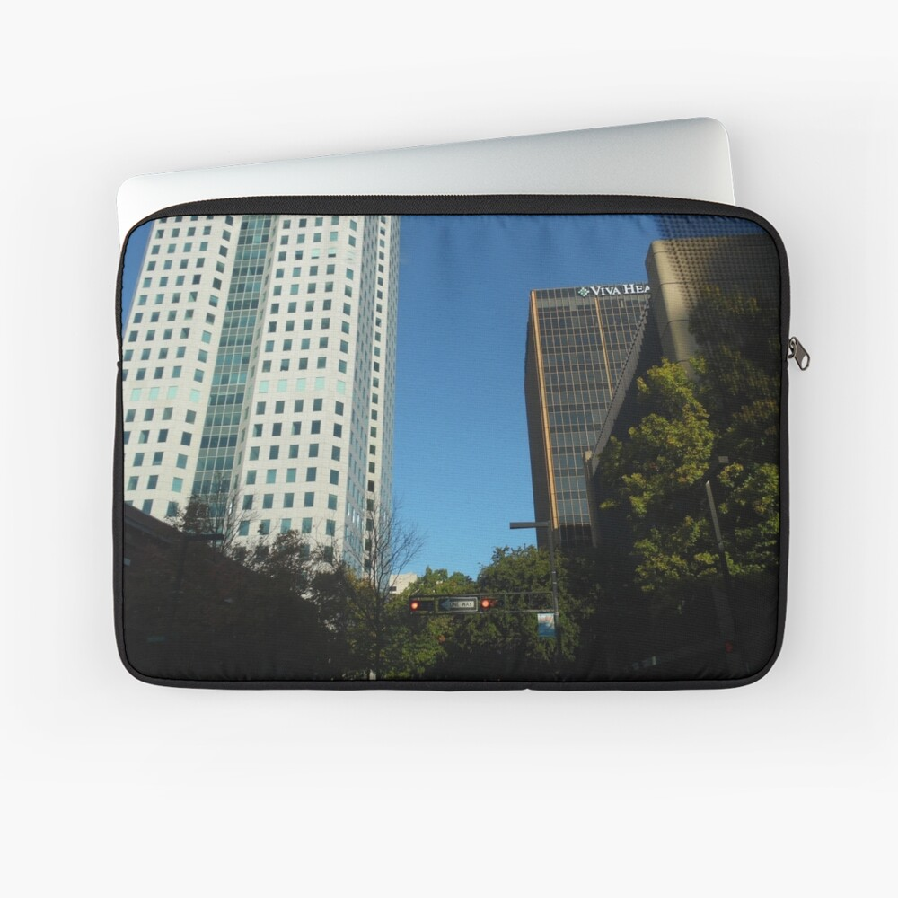 Engulfed in the Scene Laptop Sleeve