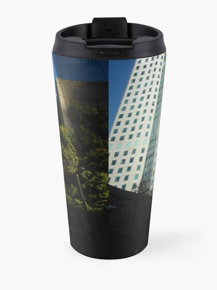 Alternate view of Engulfed in the Scene Travel Mug
