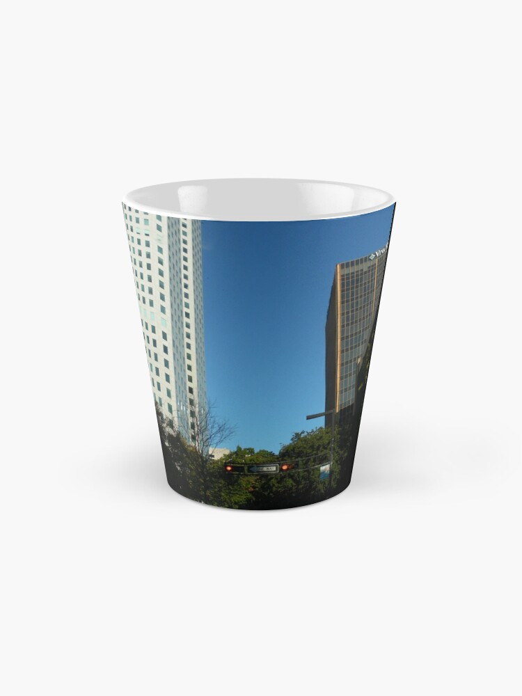 Alternate view of Engulfed in the Scene Mug