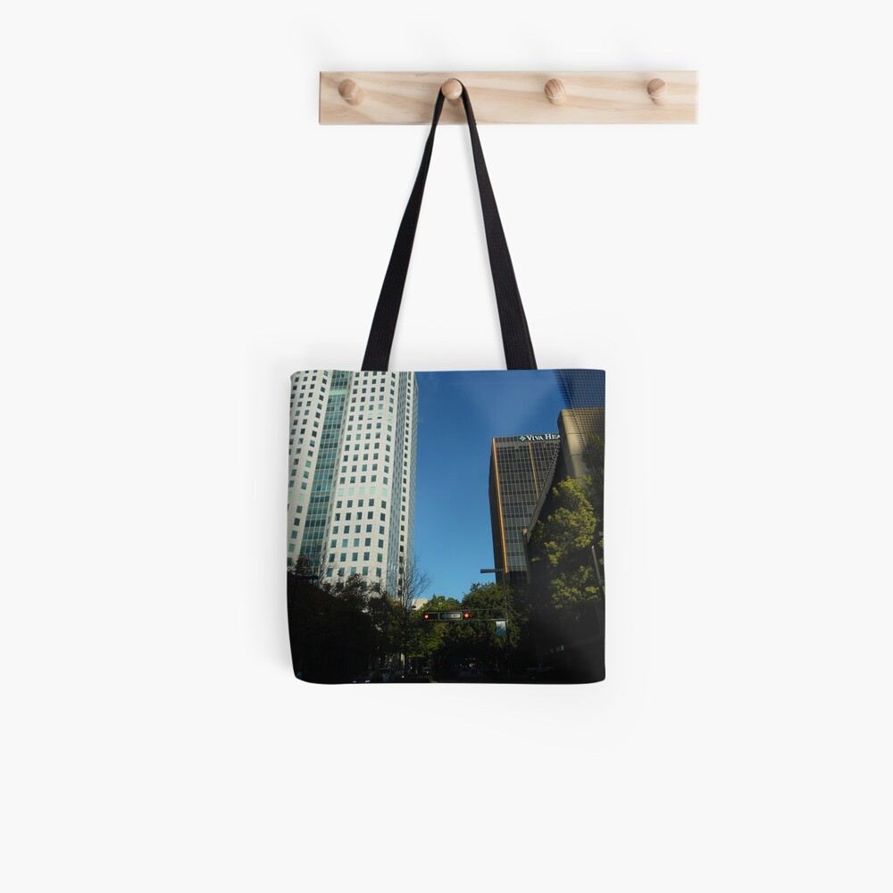 Engulfed in the Scene Tote Bag