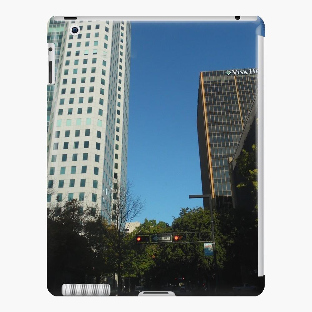 Engulfed in the Scene iPad Case & Skin