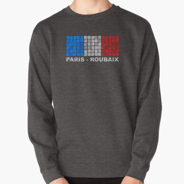 Paris - Roubaix. The Hell of the North Pullover Sweatshirt