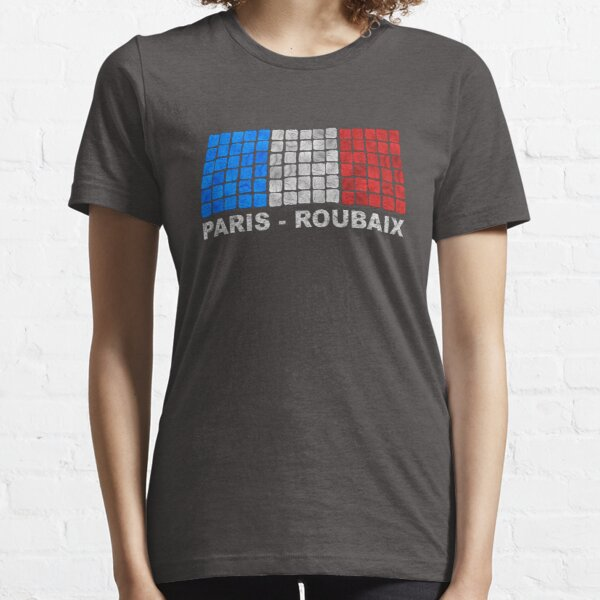 Paris - Roubaix. The Hell of the North Essential T-Shirt