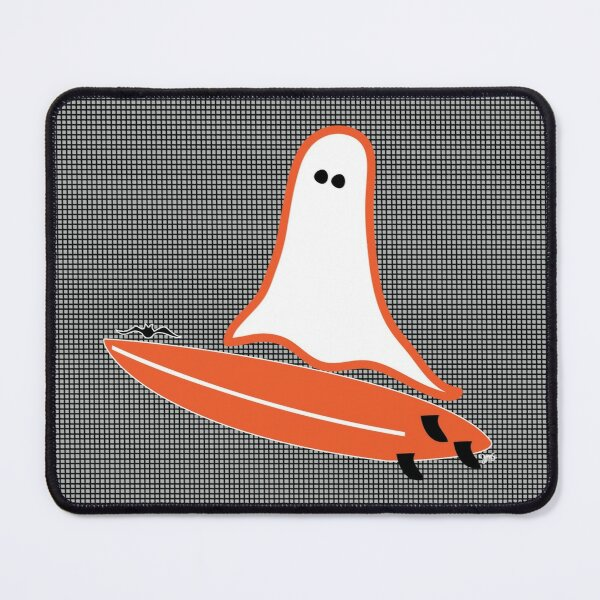 Halloween Surfer Mouse Pad