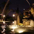 Fountain by Kenneth Gaudioso