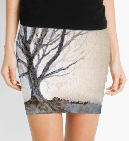Strength (original painting sold) Mini Skirt